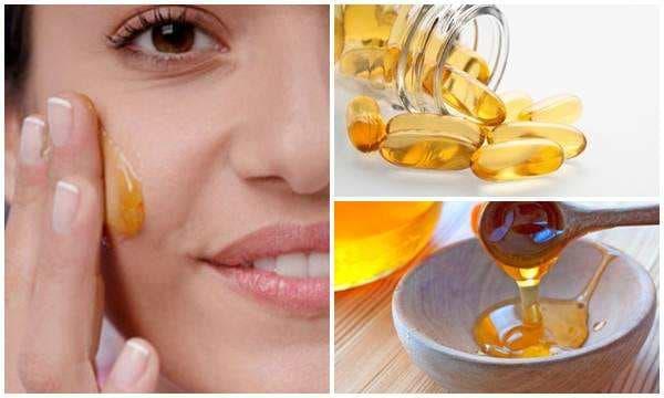 Cách trị mụn bọc bằng vitamin e