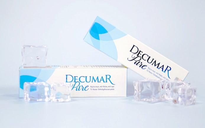 Gel trị mụn Decumar Pure, sản phẩm trị mụn hiệu quả nhất hiện nay