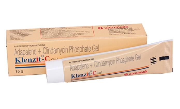 Klenzit C, kem trị mụn viêm hiệu quả nhất hiện nay dành cho da bị viêm