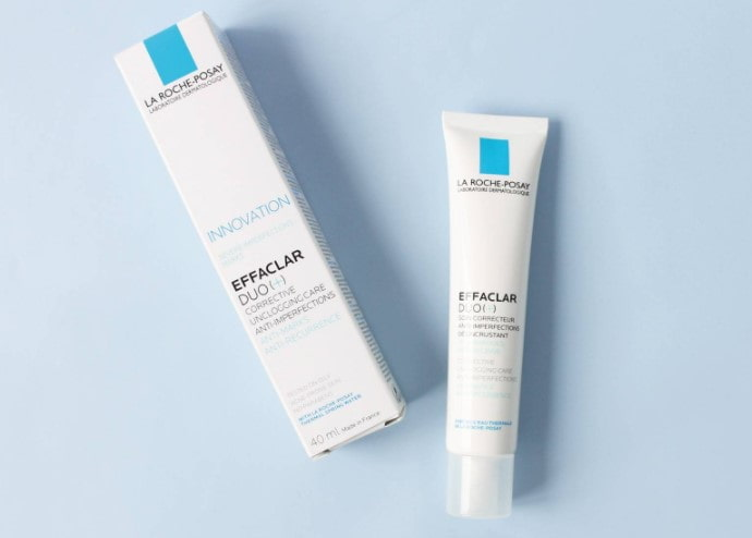 La Roche Posay Effaclar Duo+ sản phẩm trị mụn hiệu quả nhất hiện nay