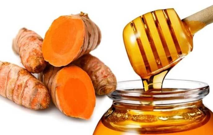 Nghệ vàng và mật ong điều trị viêm đại tràng