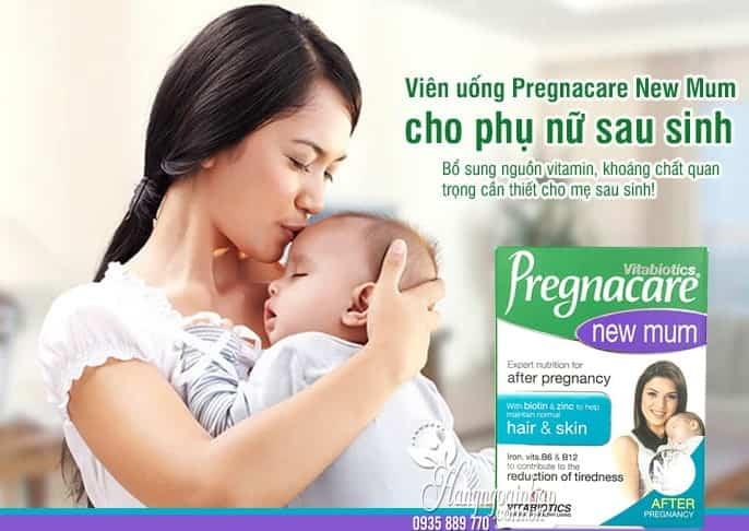 Pregnacare New Mum Vitamin Tổng Hợp Cho Phụ Nữ Sau Sinh