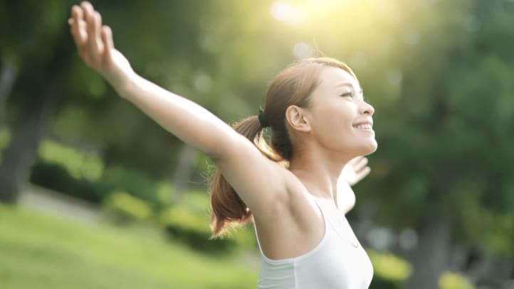 Thay đổi lối sống sẽ giúp tinh thần thoải mái và cao hơn