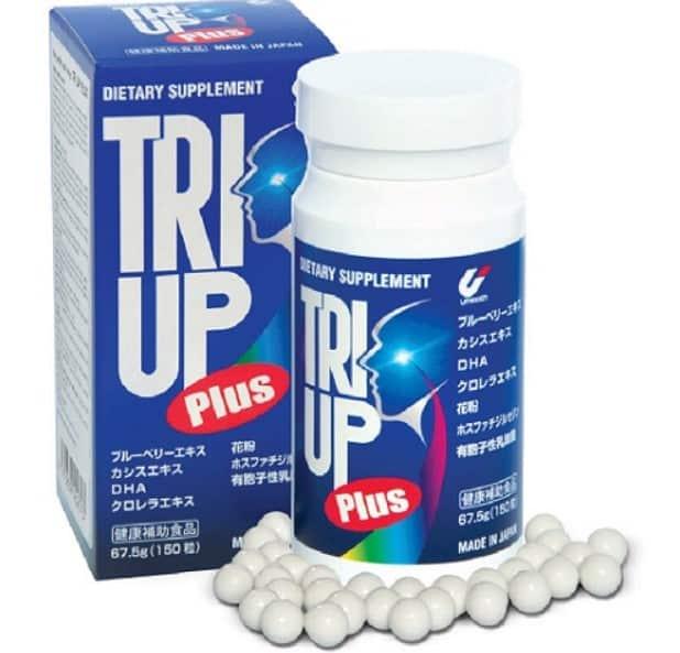 Thuốc tăng chiều cao của Nhật – Tri Up Plus