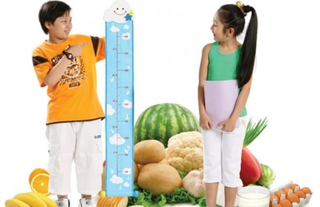 chế độ ăn uống và tập luyện để tăng chiều cao một cách hợp lý