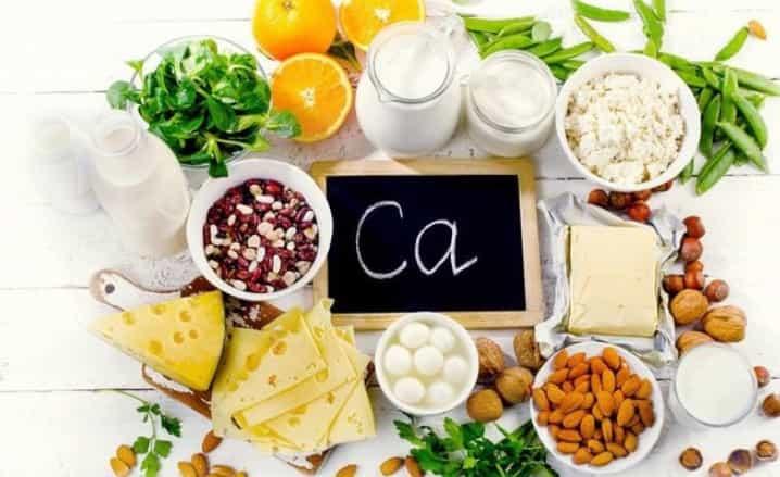 thực phẩm bổ sung canxi cho trẻ sơ sinh