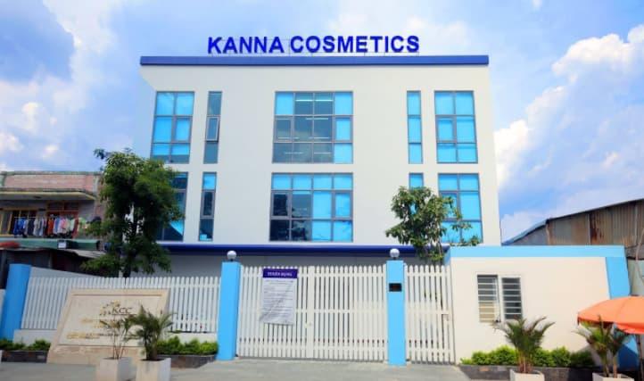 Công ty TNHH mỹ phẩm Kanna – Kanna Cosmetics