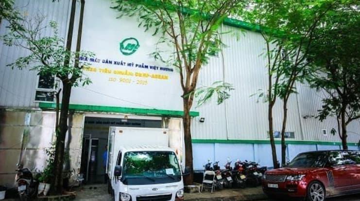 Công ty cổ phần sản xuất mỹ phẩm Tân Ngọc Phát