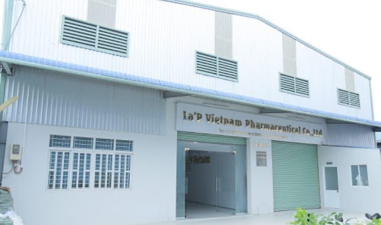 Công ty sản xuất mỹ phẩm La'p Việt Nam