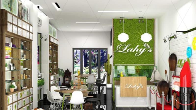 Công ty sản xuất mỹ phẩm Lahy's