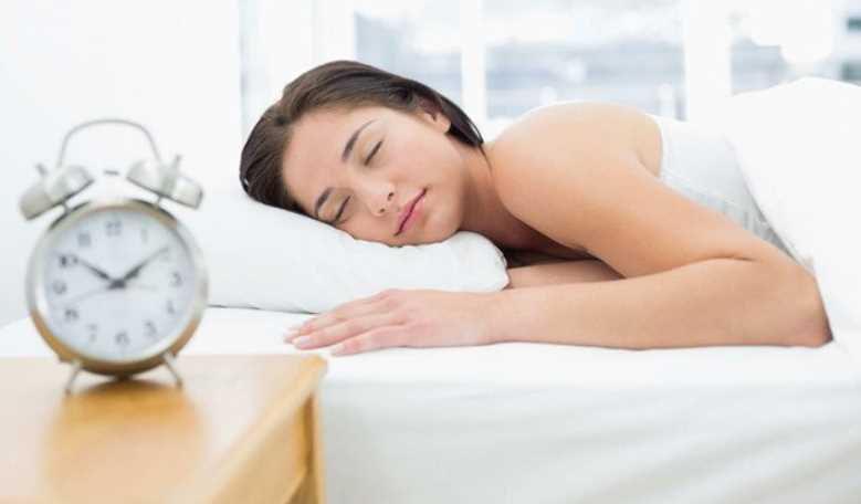 Giảm cân bằng cách ngủ đủ giấc