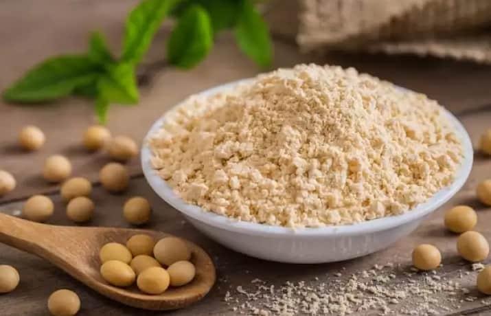 bột đậu nành rang xay mịn tăng kích thước vòng 1