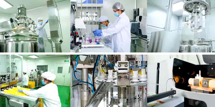 TOP 9 công ty sản xuất mỹ phẩm tại Việt Nam
