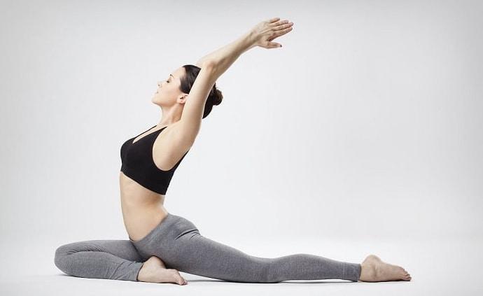 luyên tập Yoga để giảm cân nhanh