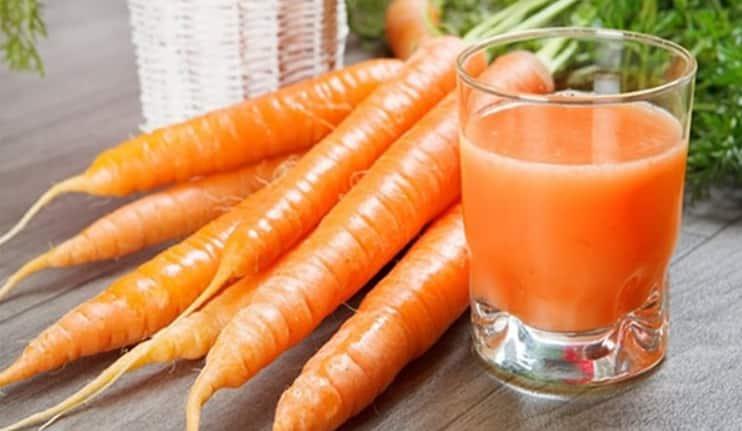 Cách làm son môi từ cà rốt