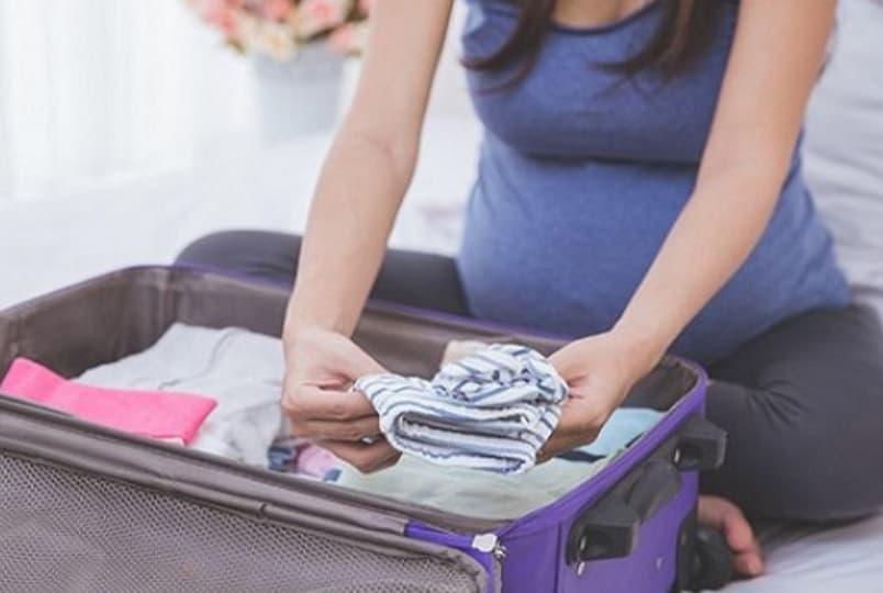 đồ dùng mẹ bầu cần chuẩn bị trước khi sinh em bé