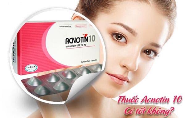 Uống Acnotin bao lâu thì hết mụn? Liều lượng & cách sử dụng