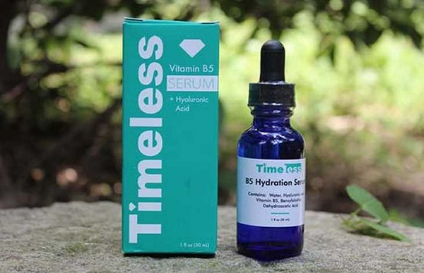 Công dụng của Timeless Vitamin B5
