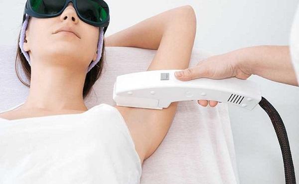 Tác dụng phụ không mong muốn khi triệt lông vĩnh viễn bằng laser