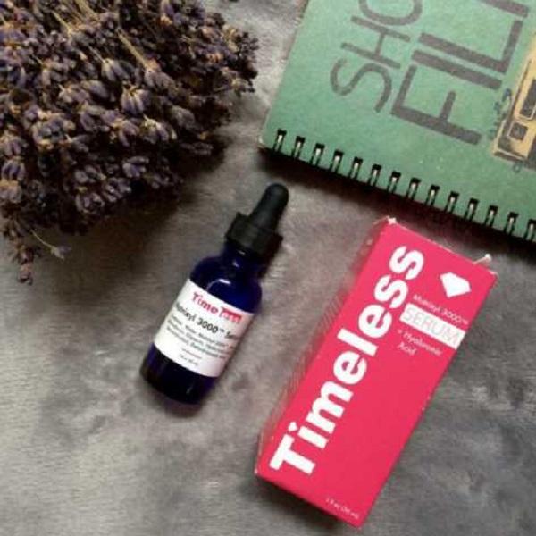 Timeless Matrixyl-3000 & Hyaluronic Acid