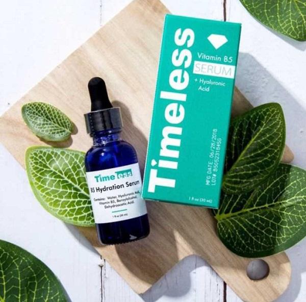 Timeless Vitamin B5 Serum có tốt không