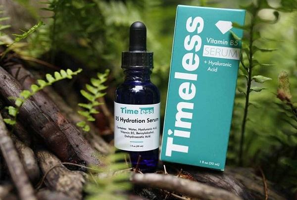 Xuất xứ của Timeless Vitamin B5 Serum