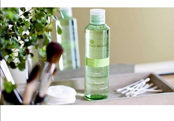 Yves Rocher Sebo Vegetal Purifying Micellar Water 2In1
