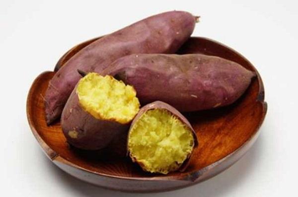 1 củ khoai lang bao nhiêu calo