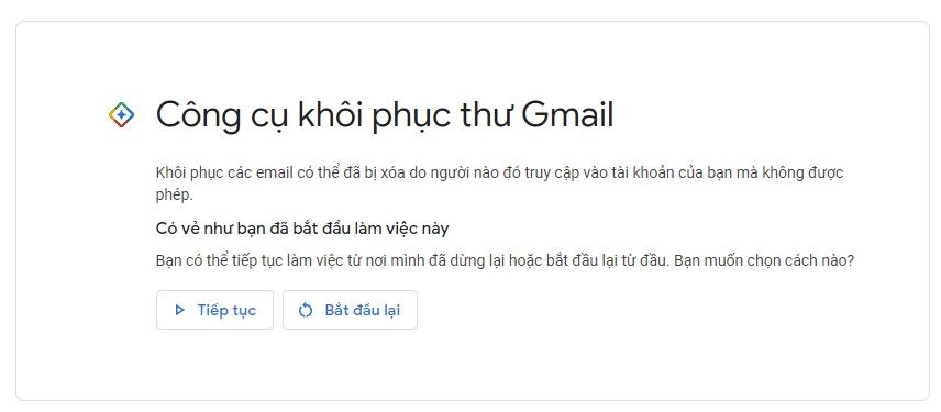 [ Tâm Sự ] Cách Khôi Phục Thư Đã Xóa Vĩnh Viễn Trong Gmail