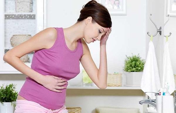 Cảm giác nghẹn cổ khi mang thai mẹ bầu phải làm sao?