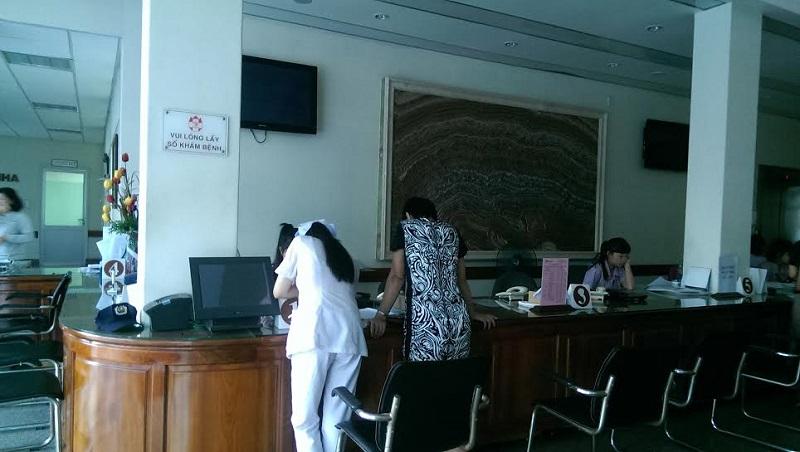 Dịch vụ khám bệnh ở bệnh viện Đa Khoa Hồng Đức