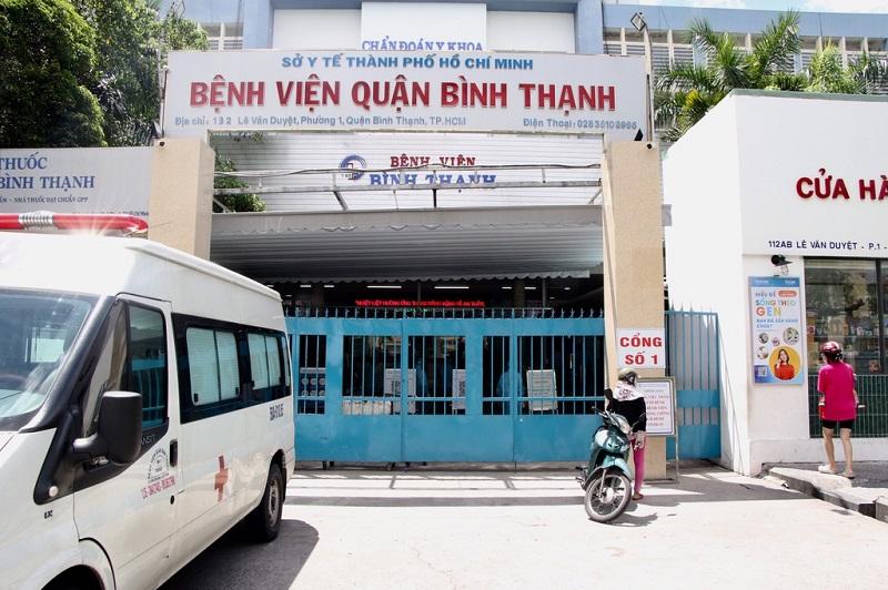 Đội ngũ bác sĩ của bệnh viện Bình Thạnh giàu kinh nghiệm