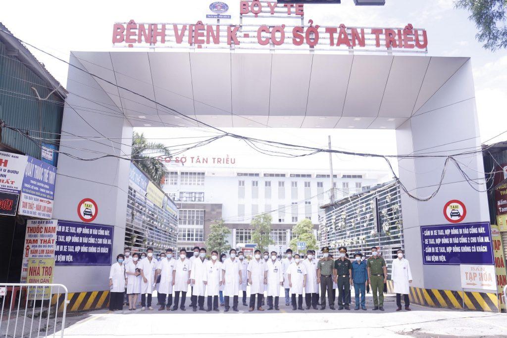 Bệnh viện K Tân Triều