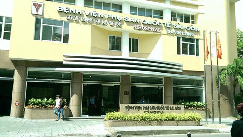 Thông tin bệnh viện Phụ sản Quốc tế Sài Gòn