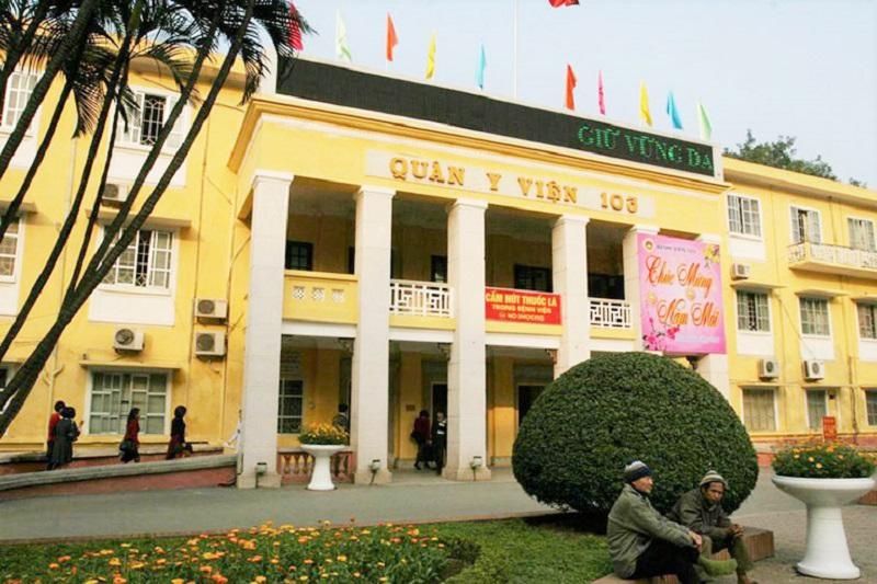 Bệnh viện Quân Y 103 tại Hà Nội