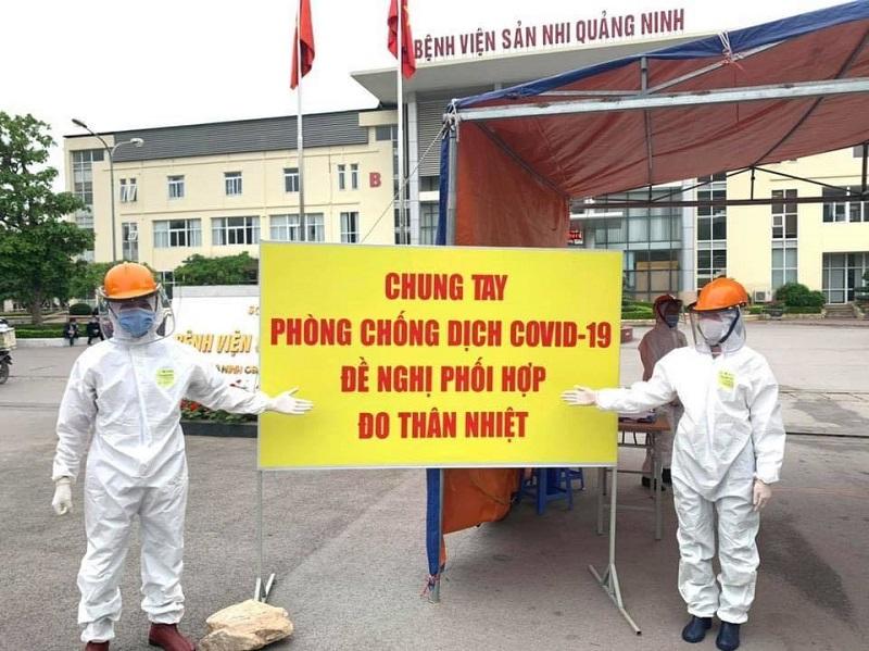 Thông tin bệnh viện Sản Nhi Quảng Ninh