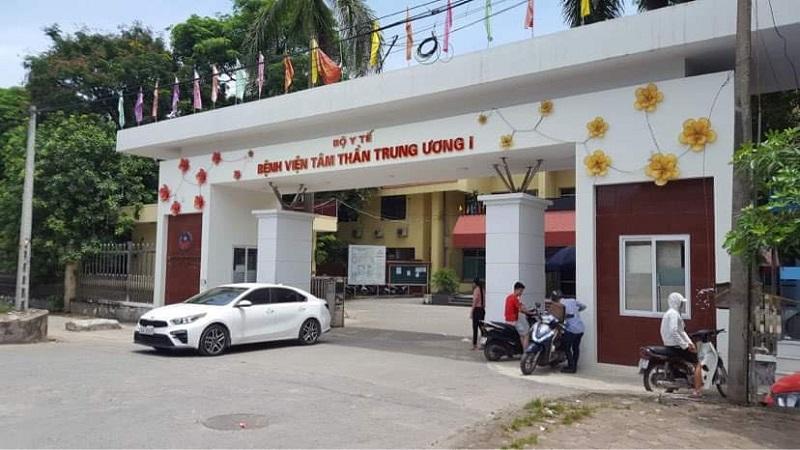 Dịch vụ tại bệnh viện Tâm thần Trung Ương 1