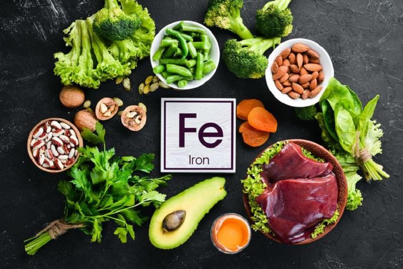 Thực phẩm giàu chất sắt