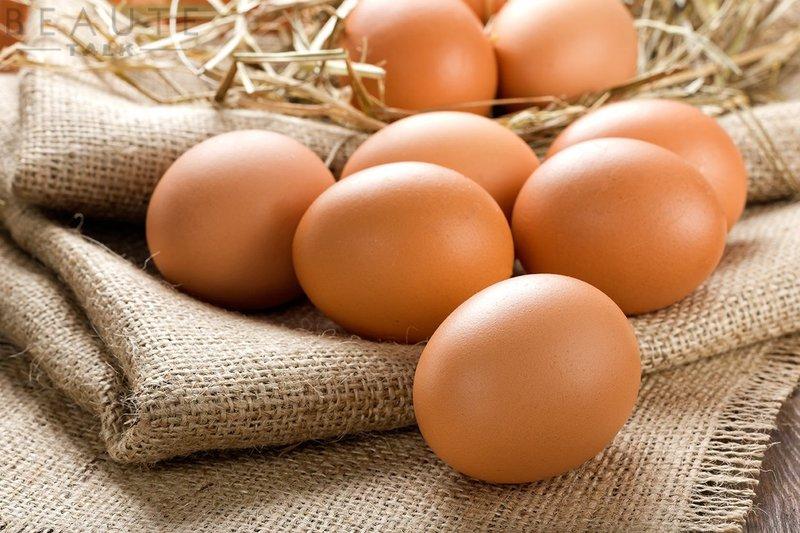 Trứng gà cũng rất tốt cho mẹ bầu