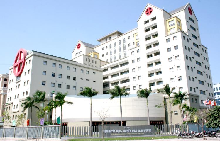 Bệnh Viện Truyền Máu Huyết Học Trung ương