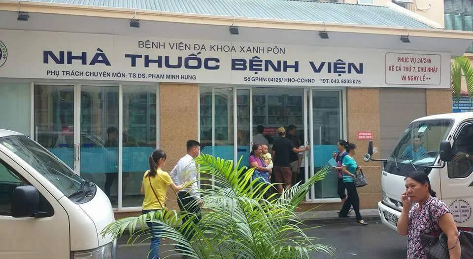 Bệnh Viện Xanh Pôn Hà Nội