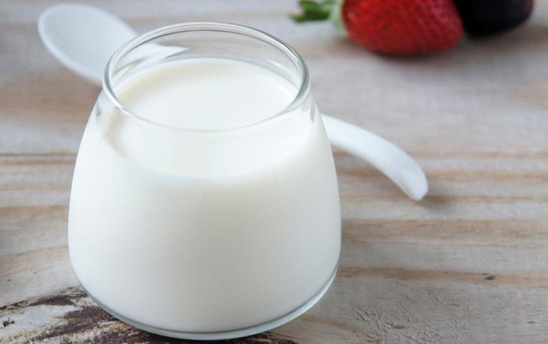 Thành phần dinh dưỡng sữa chua không đường