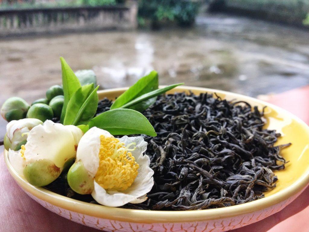 Những tác dụng cực tốt của trà nõn tôm